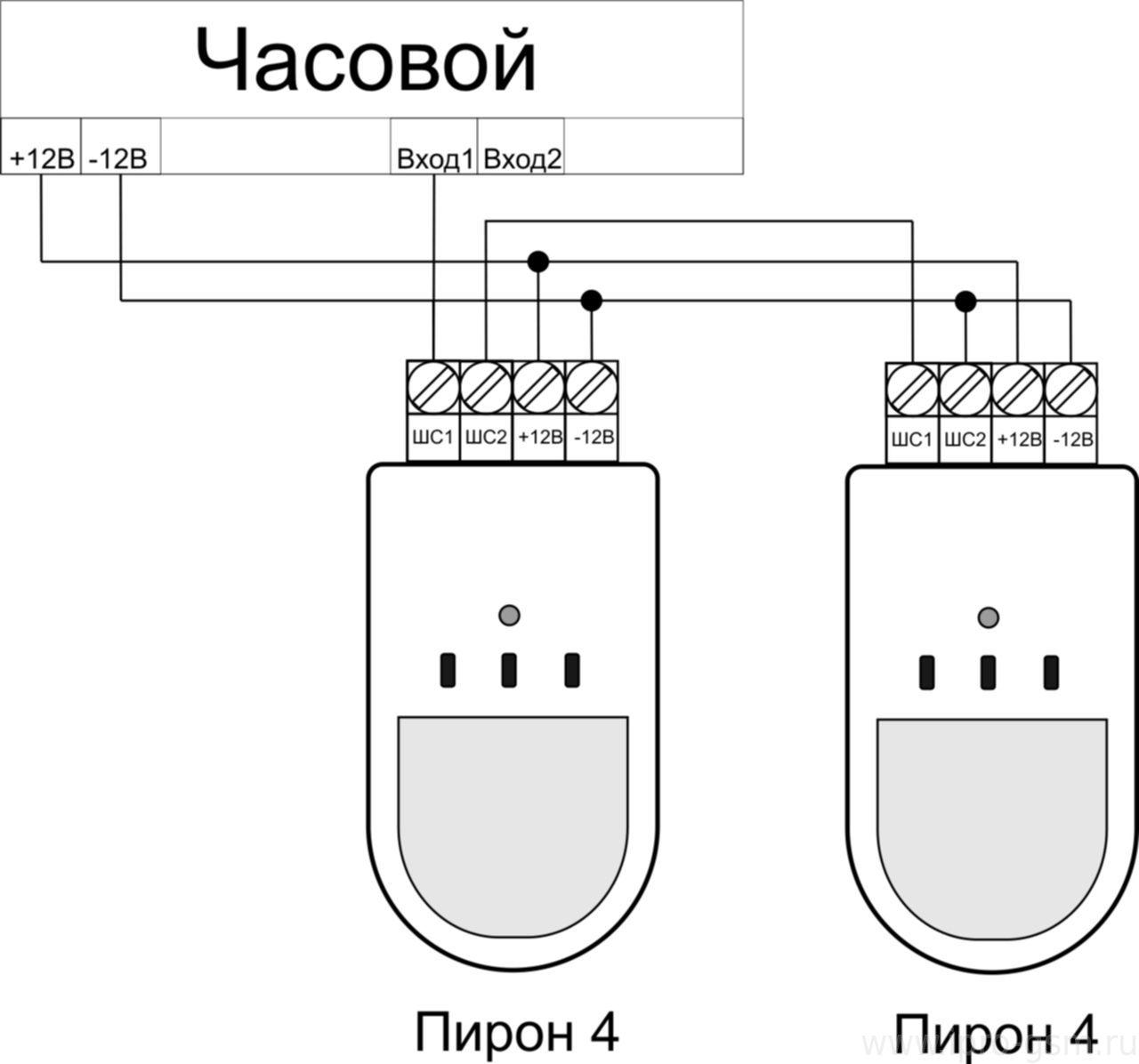 Пирон4_2датчика